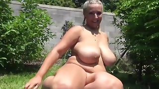 hot wife with very big boobs loves hot sex wit ex husband